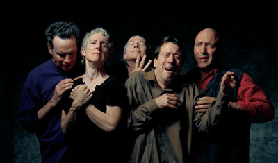 Bill Viola, 'The Quintet of the Astonished', 2000