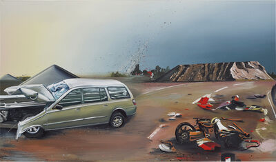 Dirk Skreber, 'It rocks us so hard - Ho Ho Ho 8.0', 2002