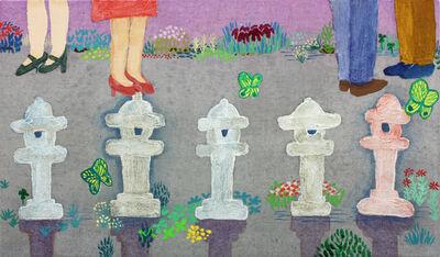 Sachiho Ikeda, 'Garden 24 Take Advantage', 2011