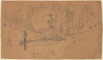Winslow Homer, 'Intrepid [recto]', 1862