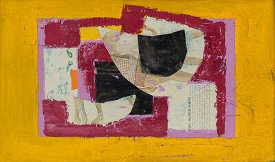 Beatrice Mandelman, 'Black Shape', c. 1960s