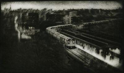 Peter Liepke, 'Morning Commute', 2011