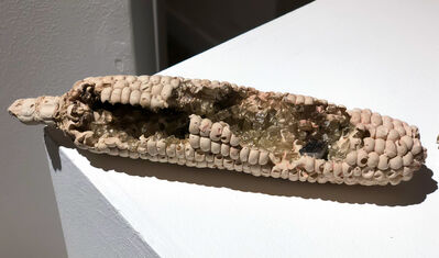 Monica Cook, 'Dark Corn Geode', 2018
