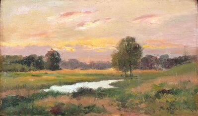 Alexander T. Laer, 'On The Brandywine', date unknown