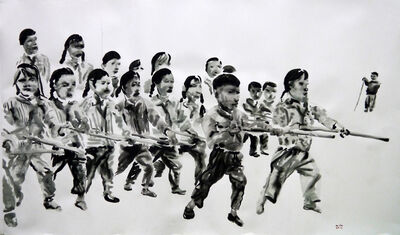 Tawan Wattuya, 'Junior Soldiers', 2012