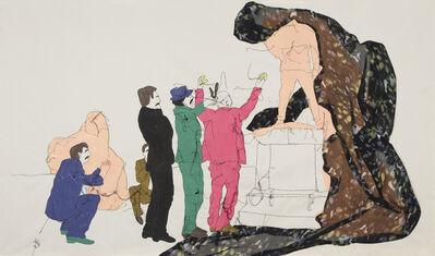 Gözde İlkin, 'Monument-Mystery', 2014