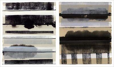 Carla Aurich, 'Fossil and Limestone 1+3', 2014