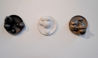 Mark Boguski, 'Ping and Poof and Pong', 2012