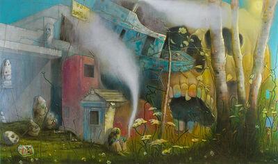 Nigel Cooke, 'Theme park', 2013