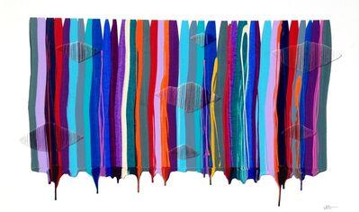 Raul de la Torre, 'Fils I Colors CCIX', 2014