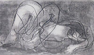 Jean Fautrier, 'Femme étendue IV (Reclining Woman IV)', ca. 1942