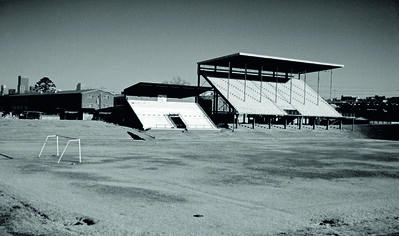 Sabelo Mlangeni, 'Goerge Goch Stadium', 2008