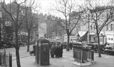 John 'Hoppy' Hopkins, 'London', ca. 1964