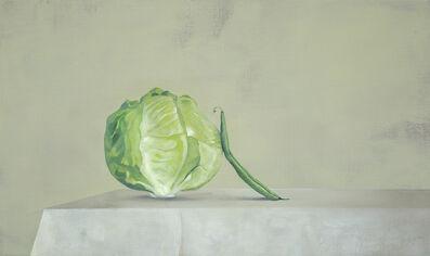 Ahmad Zakii Anwar, 'Lettuce and Stringbean', 2015