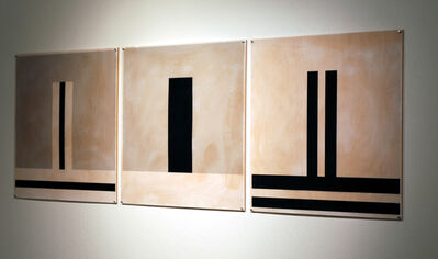 Trent Burkett, 'Structural Reduction/T', 2014