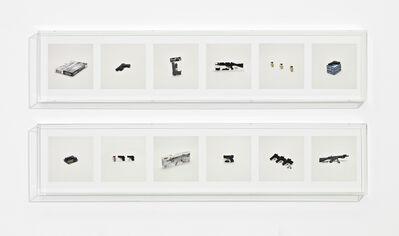 Taryn Simon, ''BB Guns & BBS (Illegal)'', 2010