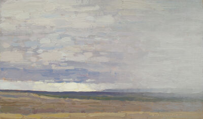 David Grossmann, 'View to the South with Coming Rain', 2019