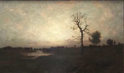 Alexander Helwig Wyant, 'Scene at Keene Valley', 1878-1885