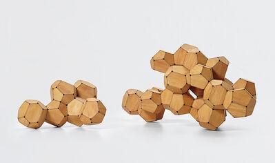 Tomás Saraceno, 'GQ Lup b/M+W', 2014