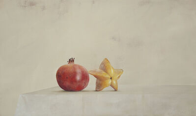 Ahmad Zakii Anwar, 'Pomegranate and Starfruit', 2015