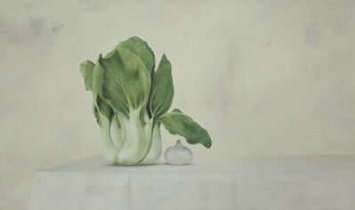 Ahmad Zakii Anwar, 'Bokchoi and Garlic', 2015
