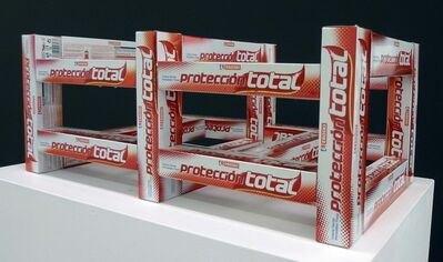 Mathieu Mercier, 'Protección Total (after Rodchenko)', 2010