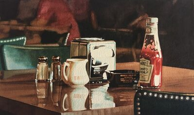 Ralph Goings, 'Still Life with Pitcher', 1976