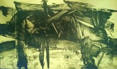 Mattia Moreni, 'Untitled', 1960