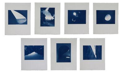 Serena Perrone, 'Lightforms: Venice I-VII, Scarpa, Giardini, Kites, Cone, Treeline, Arch, Sliver', 2016