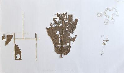 Sergio Vega, 'Leaf architecture 1', 2016