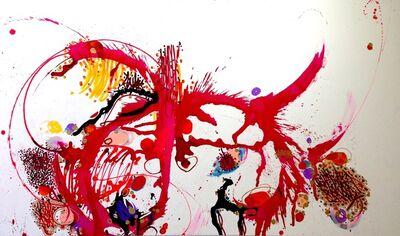 """Jonas """"SUN7"""" Bournat, 'Plexus', 2013"""