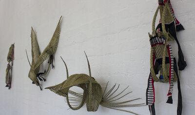 Adejoke Tugbiyele, 'Bull - C002612', 2019