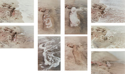 Ana Mendieta, 'Untitled (from the Silueta Series)', July 1976