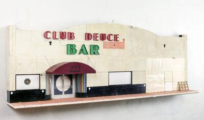 "Drew Leshko, '""Mac's Club Deuce v.2', 2017"