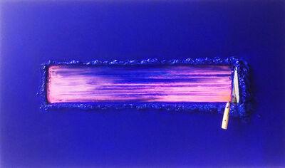 Jean-Paul Donadini, 'Spatule Rose et Bleu', 2019