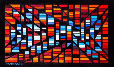 "María Freire, '""Radiante""', 1985"