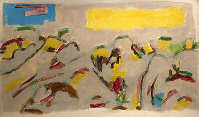 George Vranesh, 'Mountainscape', 1980-1990