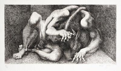 Michael Ayrton, 'Alone', 1971