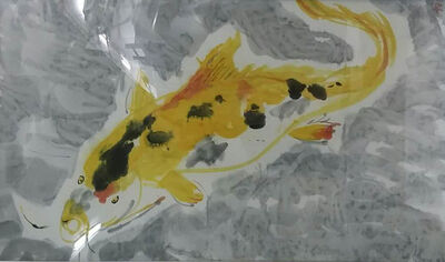 Liang Ying, 'Golden Fish', 2015