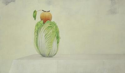 Ahmad Zakii Anwar, 'Cabbage and Apricot', 2015