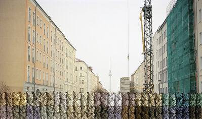 Diane Meyer, 'Bemauer Strasse', 2012