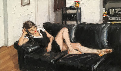Vincent Giarrano, 'Alex on Couch', N.D.