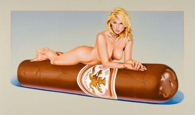 Mel Ramos, 'Have-A-Havana #7 ', 2008