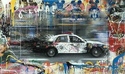 Mr. Brainwash, 'Metro Polisa (HPM)', 2015