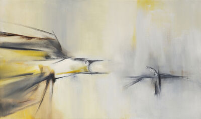 Dawn Sime, 'Birds Meeting', 1963