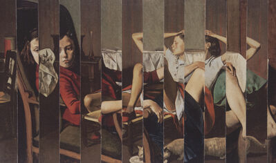 Ellen Wallenstein, 'Balthus: Therese / Dreaming', 2014