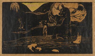 Paul Gauguin, 'Maruru (Kornfeld 22 III C)', 1893-94