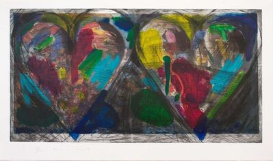 Jim Dine, 'Blue Point', 2014