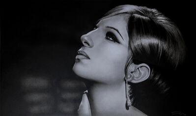 Jorge Dáger, 'Barbara Joan Streisand | Barbra Streisand', 2017