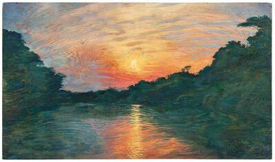 Christoph Pöggeler, 'Sonnenuntergang - Sunset', 2009